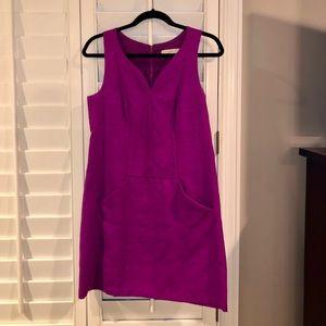 Size 6 LOFT shift dress!